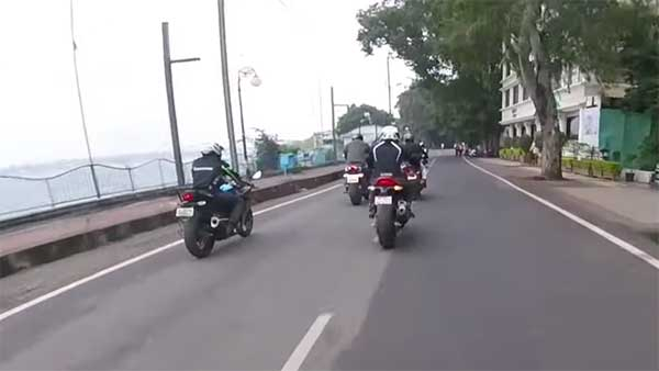Video: Superbike Riders Accused Of Creating Violence With Loud Exhaust Systems