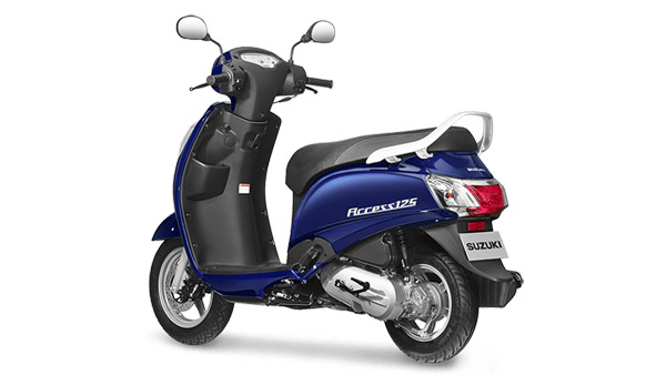 Suzuki Scooter Sales In India Beats Hero MotoCorp During H1 2019: Report