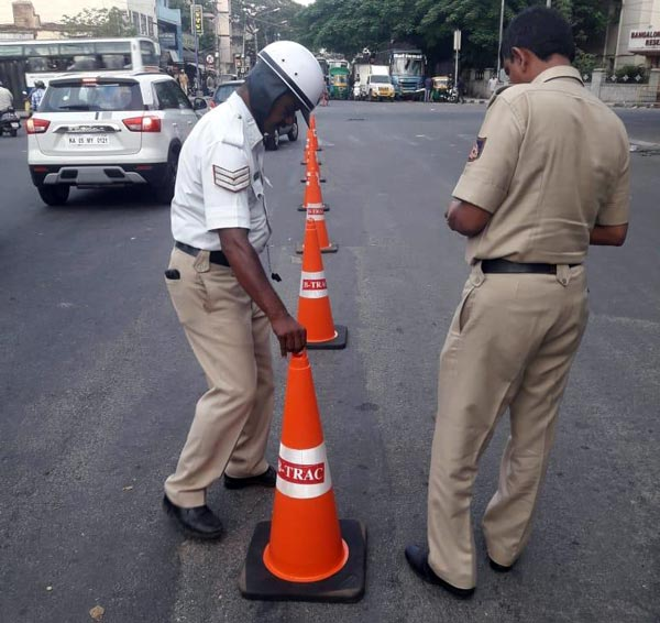 Traffic Fines In Bangalore Increase By 21 Percent; Traffic Violations Decrease By 30 Percent