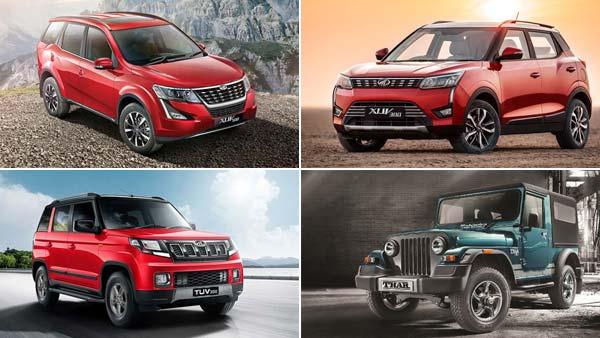 Mahindra Scorpio, Bolero, Thar, XUV500: Discounts & Offers On Multiple Models For October