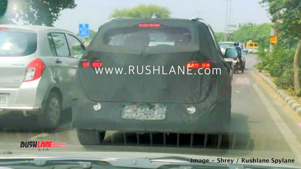 2020 Hyundai i20 Active Spied Testing Ahead Of Launch In India: Spy Pics & Details