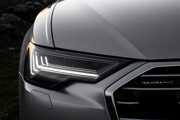 Audi A6 Teaser Video Released Ahead Of India Launch On 24 October