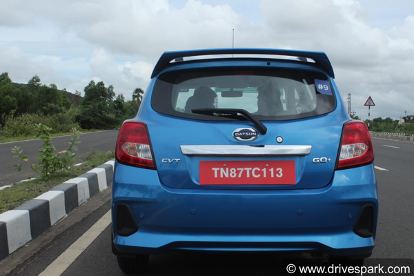Datsun Go Plus First Drive Review: Specs Features And Details