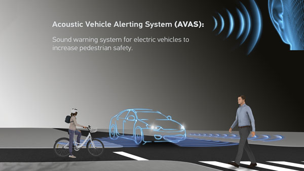 Hella Develops Acoustic Warning System For Electric Vehicles With Artificial Engine Noise