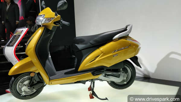 Honda's Activa Sales Register 14 Lakh Units In Past 6 Months: Becomes Top-selling Scooter In India