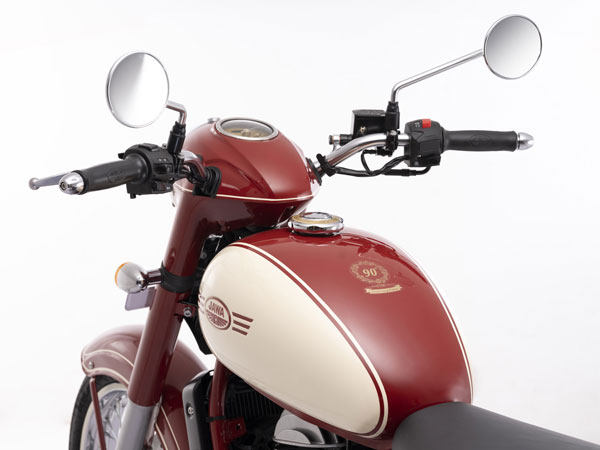 Jawa Anniversary Edition Model Launched In India At Rs 1.73 Lakh: Celebrates 90-Years Of Jawa Motorcycles