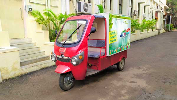 Kinetic Safar Star Electric Three-Wheeler Launched In India: Priced At Rs 2.20 Lakh