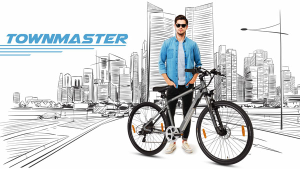 Lectro Townmaster Electric Bicycle Launched In India: Priced At Rs 30,999