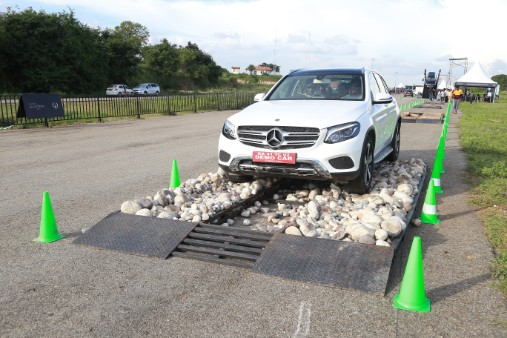 Mercedes-Benz Luxe Drive Bangalore Edition: Here Are The Highlights