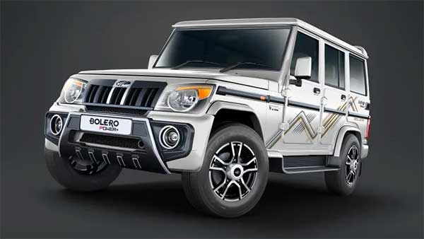 Mahindra Bolero Power Plus Special Edition Launched In India: Priced At Rs 7.68 Lakh