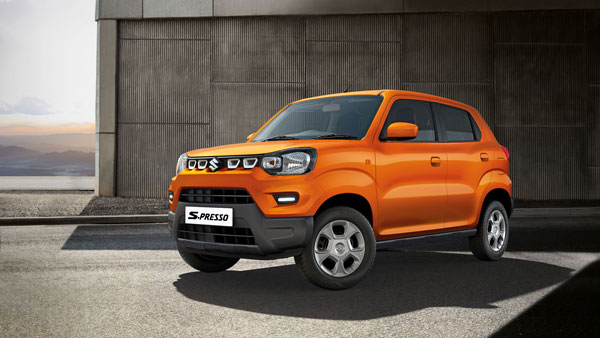 Maruti Suzuki S-Presso Bookings Crosses 10,000 Units Since Launch: Rivals The New Renault Kwid