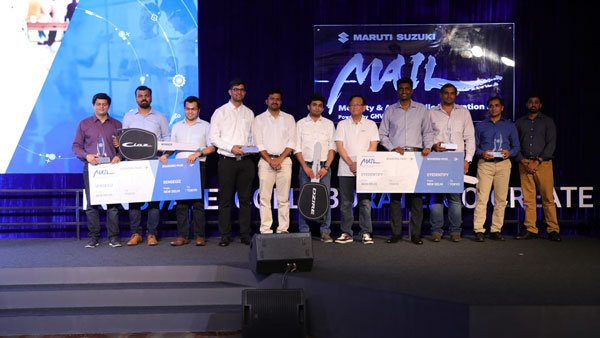 Maruti Suzuki Collaborates With Five Startups Under Mobility & Automobile Innovation Lab program