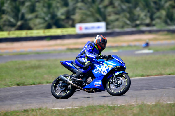 Suzuki Gixxer Cup Endurance Race 2019: New 250cc Race Bikes Used For The First Time
