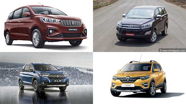 Top-Selling MPVs In India For September 2019: Renault Triber Closes In On The Maruti Ertiga