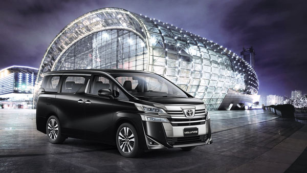 Toyota Vellfire Premium MPV Is Expected To Launch In India This Month