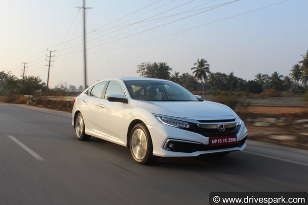 Honda Civic Retains Executive Sedan Segment Top Spot: Records 30% Month-On-Month Growth