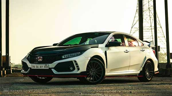 Honda Civic Modified To Look Like Type-R Model: Owner Spends Rs 3 Lakh For Mods