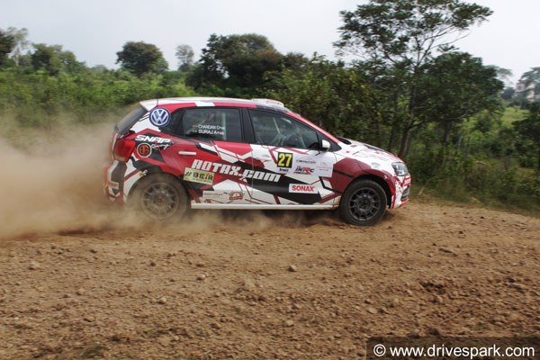 INRC K1000 Rally 2019: Chetan Shivram Wins Bangalore Leg As Gaurav Gill Faces Mechanical Issues