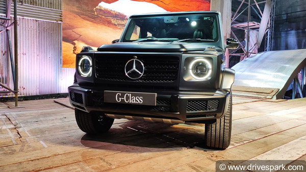 Mercedes-Benz G 350 d Sold Out Within Three Weeks Of Launch In India