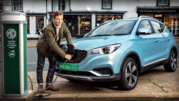 MG ZS EV Gets Listed On Website Ahead Of December Unveil; Teaser Video Debuts