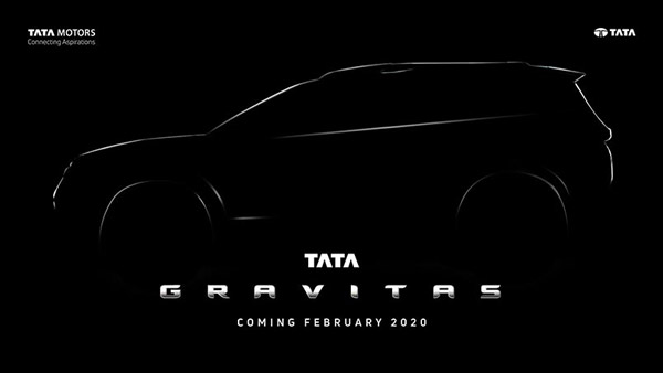 Tata Gravitas Petrol Variant Launch Expected In Mid-2020: To Be Introduced Alongside Harrier Petrol Model