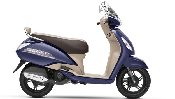 TVS Jupiter BS6 Launched In India At Rs 67,911: Specs, Features, Bookings & Other Details