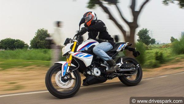 BMW G 310 R And G310GS Receive Over 600 Bookings During Festive Season