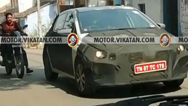 Spy Pics: Hyundai i20 To Feature Sunroof, New Alloy Wheels, And More