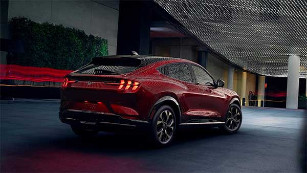 Ford Mustang Mach E Launching In India Next Year: Will Compete With The E-Tron & The I-Pace