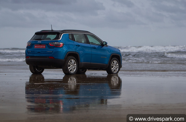 Jeep Compass Benefits And Discounts For November: Offers Up To Rs 1.6 Lakh On Select Variants