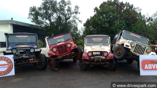 Mahindra Adventure Off-Road Training Academy: Experience, Details, & Pictures