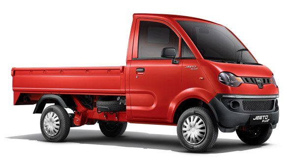 Mahindra Jeeto Plus Launched In India: Priced At Rs 3.46 Lakh