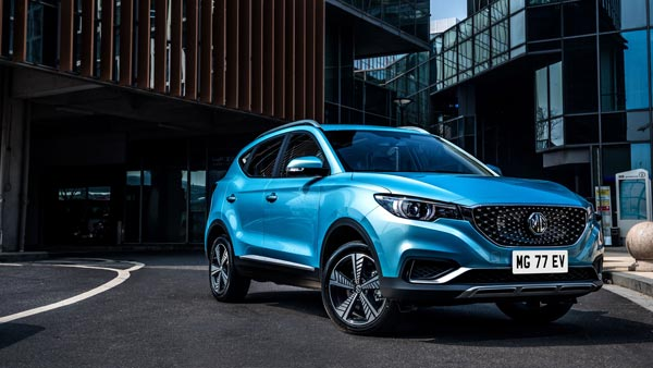 MG ZS EV Electric SUV Listed On Website: All You Need To Know