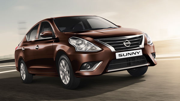 Nissan India To Export 8,000 Datsun & 65,000 Sunny Cars