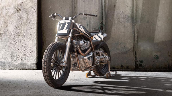 Royal Enfield Unveils 650cc Flat Track Motorcycle: Features And Details
