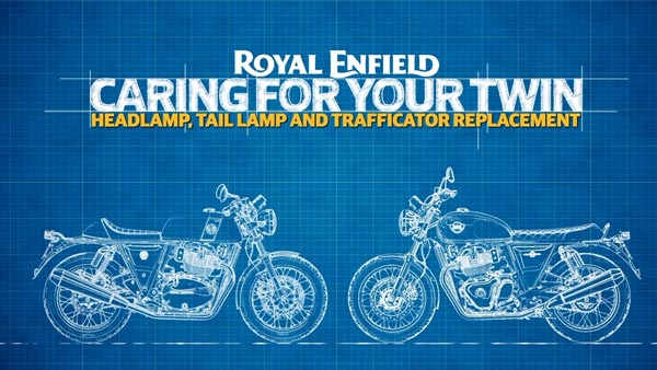 Royal Enfield's DIY Basic Video Instructions For 650 Twins: Covers Starting Trouble & More