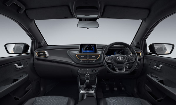 Tata Altroz Interiors Revealed: Features Grey Black Theme, Armrests & More
