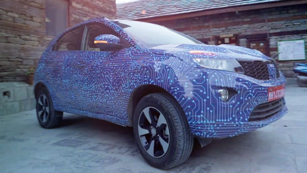 Tata Nexon EV To Make Its Debut On December 16 Ahead Of Launch In India