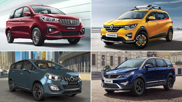 Top-Selling MPVs In India For October 2019: Renault Triber Slowly Makes Its Way Up The List