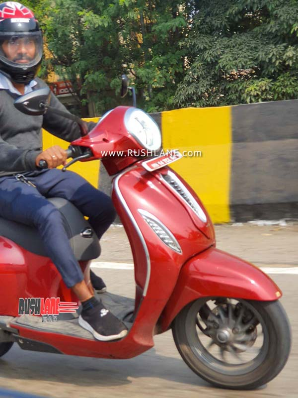 Spy Pics: Bajaj Chetak Electric Scooter Spotted Testing Ahead Of January Launch
