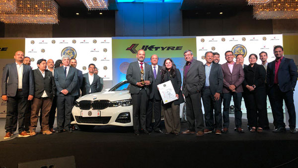 ICOTY 2020: BMW 3 Series Wins Premium Of The Year Award