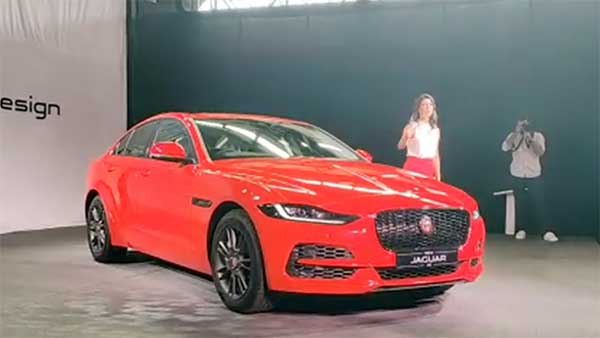 New Jaguar XE Price