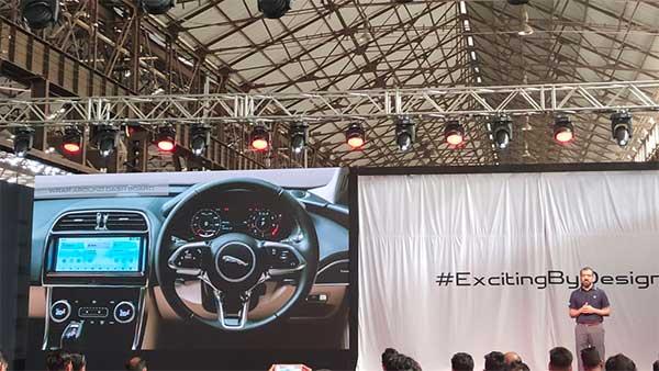 New Jaguar XE  Live Launch
