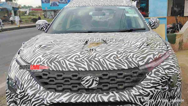 Spy Pics: Tata Gravitas BS6 Spotted Testing Ahead Of India Launch