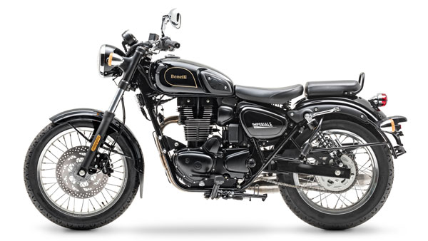 Benelli Imperiale 400 Bookings Cross 4000 Units: Best Selling Model From The Brand In The Indian Market