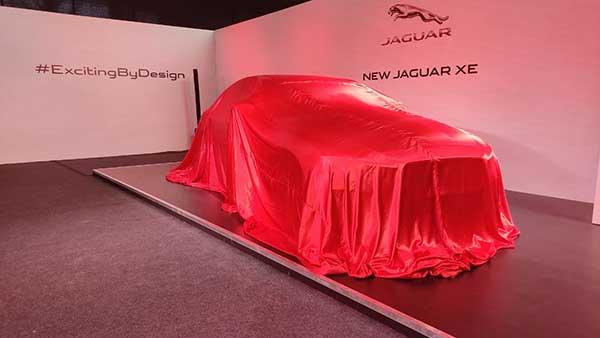 New Jaguar XE Launch