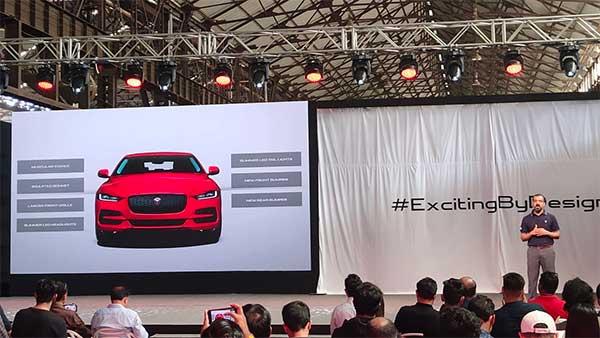 2020 Jaguar XE Live Launch