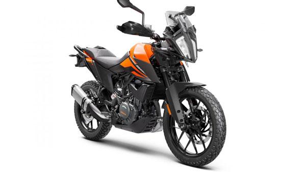 KTM Adventure 390 To Make India Debut At India Bike Week 2019