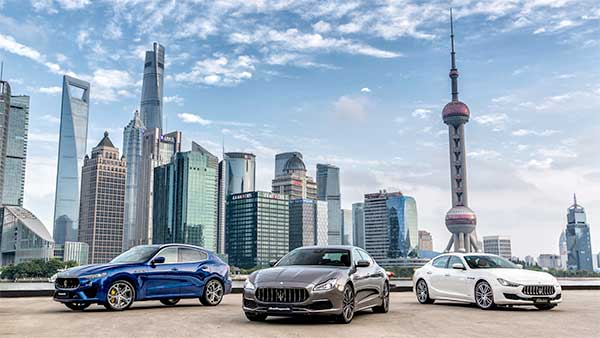 Maserati Levante, Ghibli & Quattroporte Launched With V6 Petrol Engines