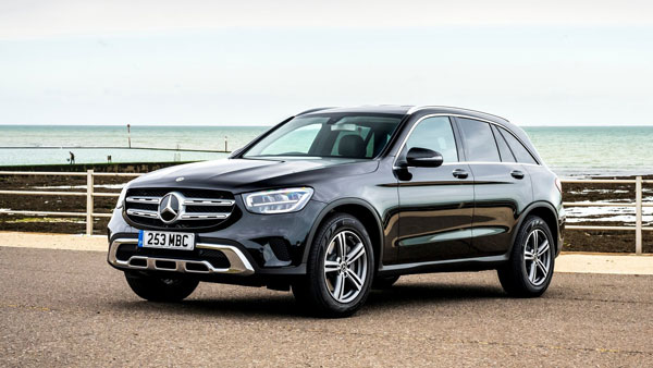 2020 Mercedes-Benz GLC Launched In India At Rs 52.75 Lakh: Specs, Features, & Other Details